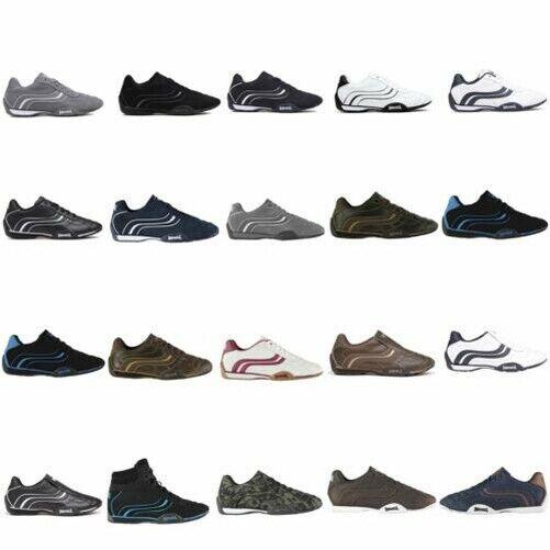 Lonsdale Camden Turnschuhe Herren Schuhe Turnschuhe Schuhwerk