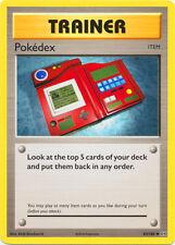 x4 Pokedex - 82/108 - Uncommon Pokemon XY Evolutions M/NM English