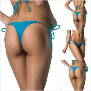 9b4c7f3fbdd20 Image is loading Coqueta-Bikini-Bottom-Whaletail-Sexy-Swimsuit-Thong-New-