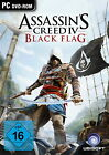 Assassin's Creed IV - Black Flag (PC, 2013, DVD-Box)