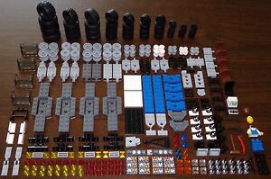 NEW-LEGO-TIRE-amp-VEHICLE-LOT-10-Sets-Tires-295-Parts-Specialty-Pieces-City-Farm