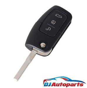 Ford-Focus-Mondeo-C-Max-S-Max-Kuga-Galaxy-Remote-Key-FOB-Case