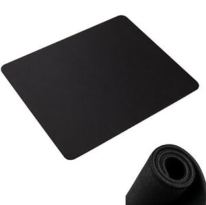 Non-Slip Mouse Pad Stitched Edge PC Laptop For Computer PC Gaming Rubber Base 656649790446