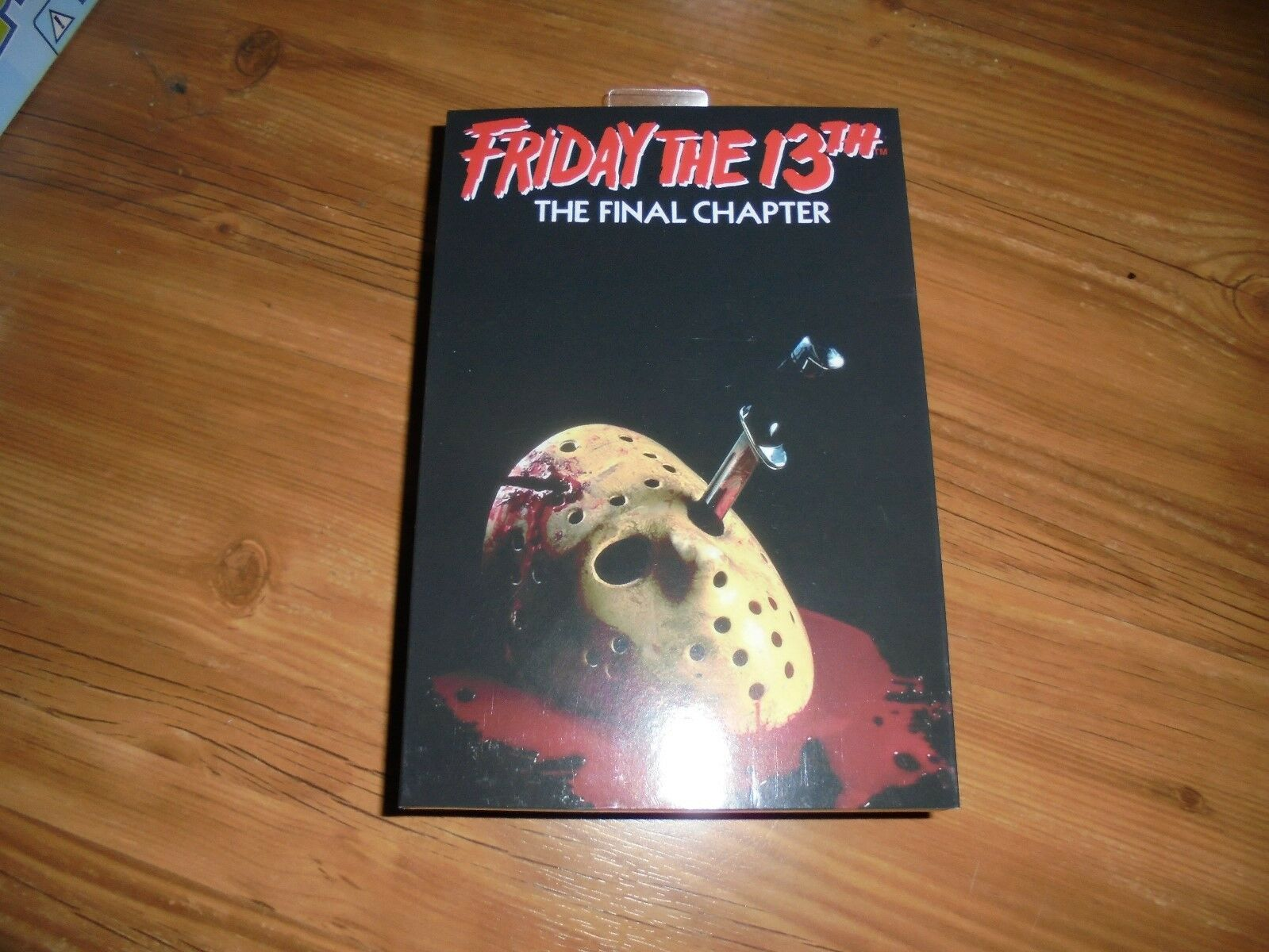 Friday the 13th The Final Chapter  JASON VOORHEES  Boxed Action Figure NECA 2017