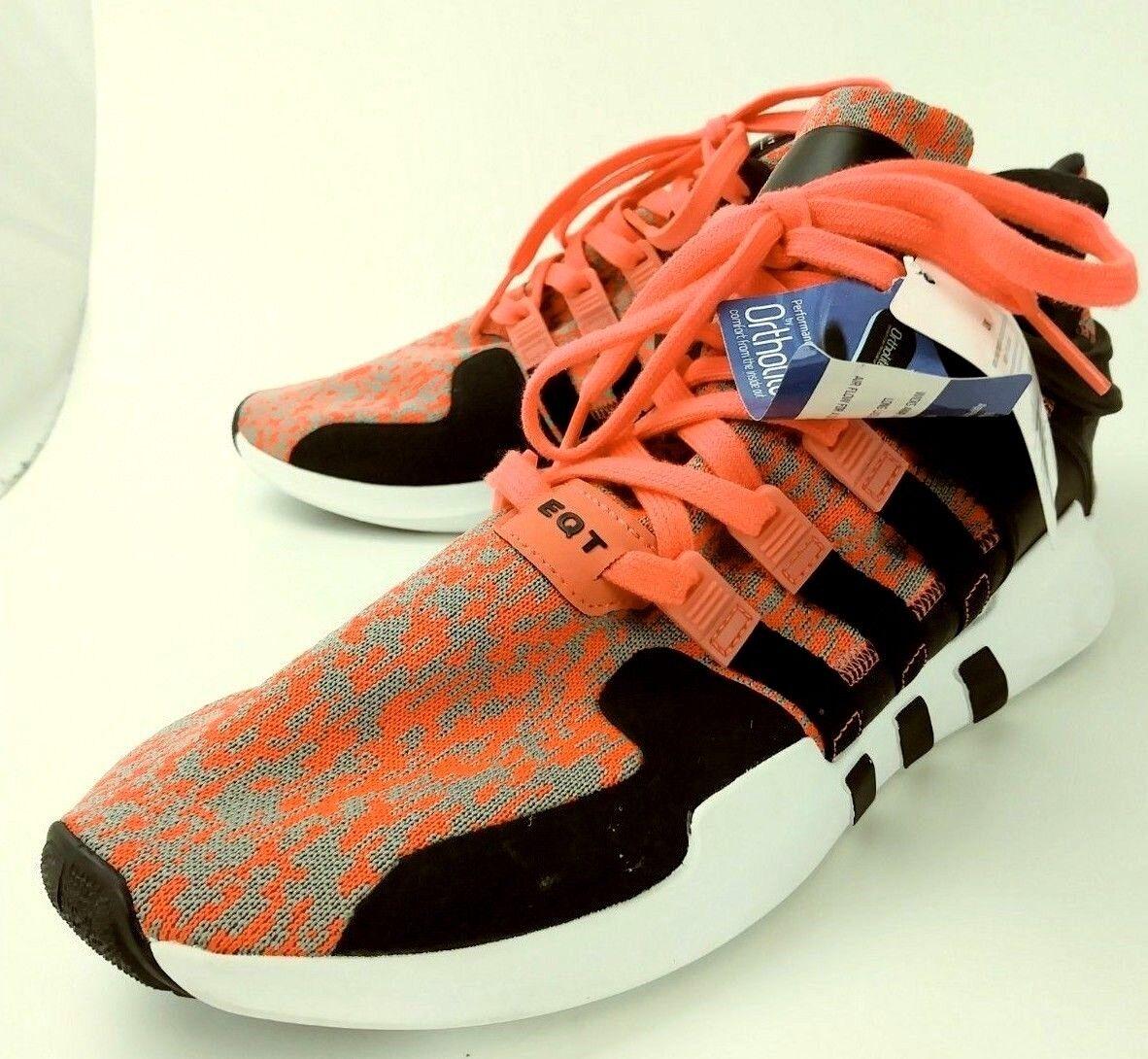 best loved b44d7 32a60 Adidas Adidas Adidas Mens 11.5 Sneakers Equipment ADV 91-16 APE 779001  Orange Gray Black