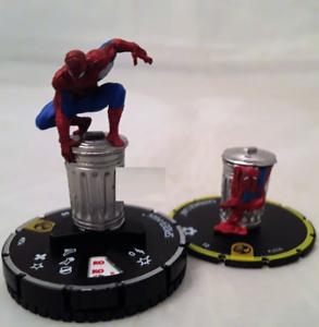 Spider-Man /& Venom Absolute Carnage Ma NM 054 Spider-Man /& s006 Garbage Can SR