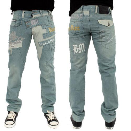 Brooklyn Mint Los Angeles LA Bar Denim Jeans