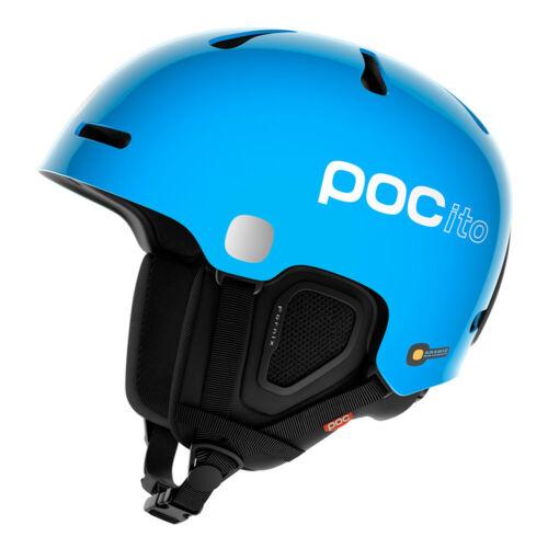 Ski Helmet Pocito Fornix Fluorescent Blue