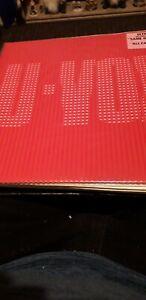 Ultravox-U-Vox-1986-Vinyl-LP-Record-Album-Special-Edition-Plastic-Outer-Sleeve
