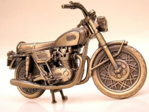 ## YAMAHA 650XS-1 DieCast Model Heavy bronze RARE ##