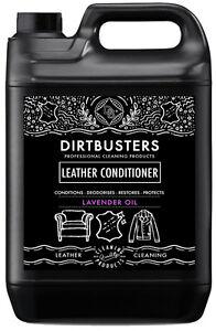 Lavendel-Ol-Berufsverbaenden-Leder-Conditioner-5l-Bedingungen-und-schuetzt
