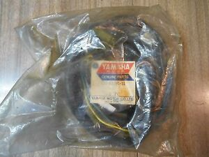 nos main body wiring harness yamaha h2 vintage image is loading nos main body wiring harness yamaha h2 vintage
