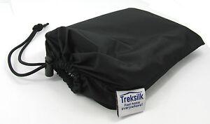 NEU-TREKSILK-EXTRA-GROss-Schwarz-Seidenschlafsack-Seide-Innenschlafsack-240-cm