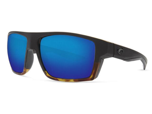 4068adca8a Costa Del Mar Bloke Polarized Blk181 OBMGLP Sunglasses Black blue Glass 580g