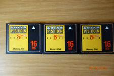 Psion PDA 5mxPro,Original BootCF mit umfangreicher Software (siehe Art.Beschr.)