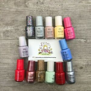 PS-6ML-QUICK-DRY-NAIL-POLISH-PRIMARK-BEAUTY-60-SECONDS-Womens-Ladies-Varnish