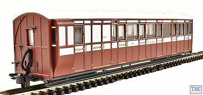 Freight Cars Reasonable Gr-420a Peco 009 Gauge L&b Brake Coach 1st/3rd In L&b Livery No.15 For Fast Shipping Model Railroads & Trains