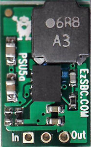5V 3A Switching Regulator TO-220 size LM323T Replacement