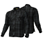 thumbnail 3 - Men Motorcycle Plaid Flannel Lumberjack Shirt Reinforced w/ Protective Lining
