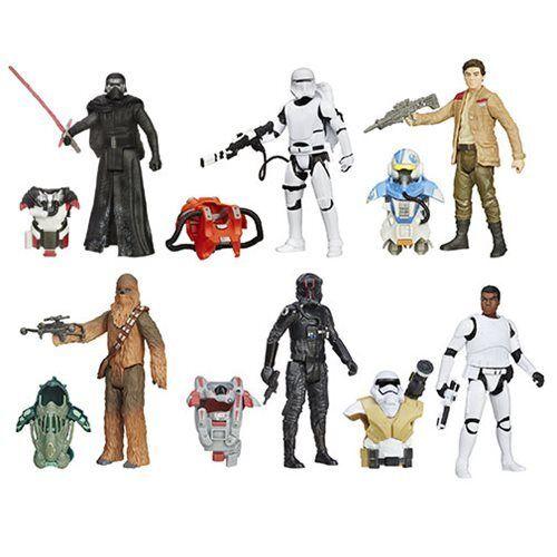 Hasbro Star Wars Ep VII VII VII Force Awakens Armor Series Wave 2 Factory Sealed Case d785d0
