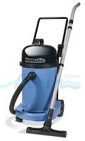 110v Wv470 Blue Wet & Dry Vacuum Cleaner - Commercial Numatic 110v Site Vacuum