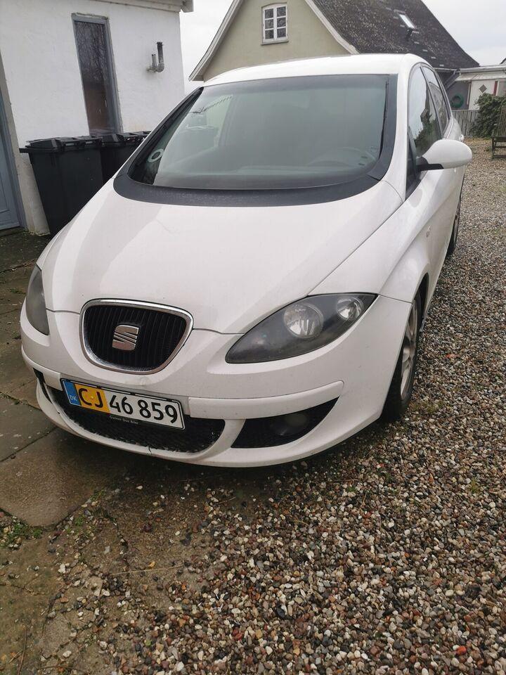 Seat Altea, 2,0 TDi 140 DSG, Diesel