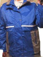 Red, White & Blue Oxford Nylon Lightweight Jacket Regular $45 Sizes