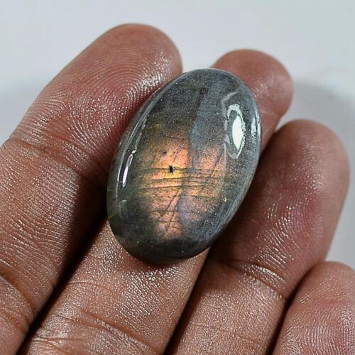 """Purple Spectrolite Labradorite /""""Beauteous/"""" Mix Cabochon Gemstone PL-400"""