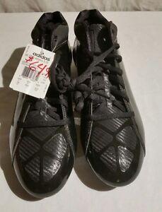 pretty nice 22403 93396 Image is loading Adidas-AS-SMU-Adizero-5-Star-Mid-Black-