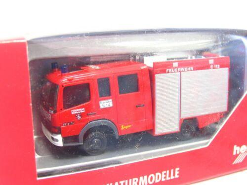 KV2094 Herpa 1//87 045803 MB Atego LF 8//6 Feuerwehr Stolberg Rhid OVP