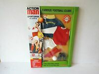 Vintage Action Man 40th Arsenal Football Kit Mint Boxed (am188)