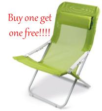 Kampa Folding Camping Opulence Relaxer Reclining Firenze Chair FT0310