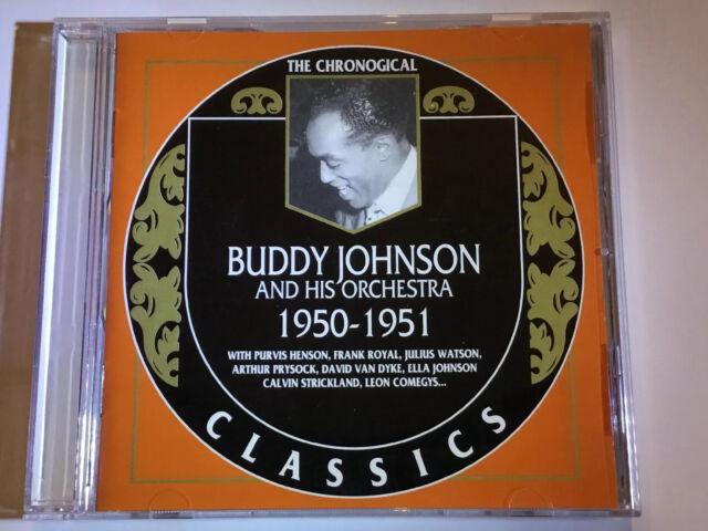 Buddy Johnson - 1950-1951 - 24 Amazing Tracks 📀