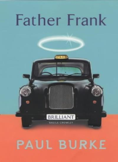 Father Frank By  Paul Burke. 9780340793442