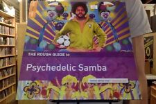 Rough Guide to Psychedelic Samba LP sealed vinyl + download RSD