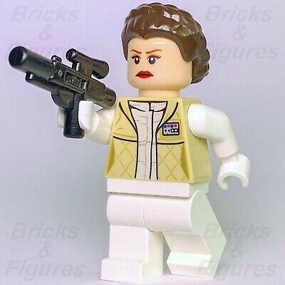 LEGO Star Wars Minifigure Princess Leia with Cape /& Blaster 75094 **Rare**New**