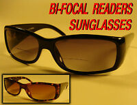 Re5111bf Bi-focal Reading Sunglasses Sunglass Readers Choice Strength 1 Pair