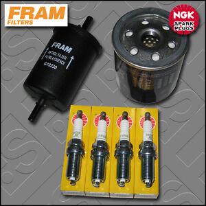 SERVICE-KIT-PEUGEOT-206-2-0-16V-GTI-FRAM-OIL-FUEL-FILTERS-PLUGS-1999-2005