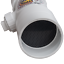 """Wolverine 4/"""" Inline Septic Vent Activated Carbon Odor Filter"""