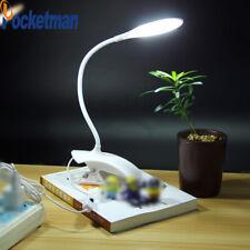 14 LED Table lamp with Clip USB LED Desk Night Light Adjustable Modern fixtures