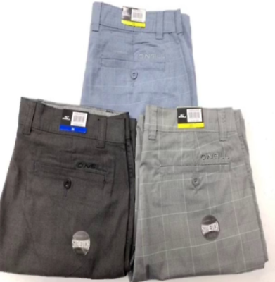 Grey NWT Size 36 O/'Neill Mens/' Stretch Walkshorts