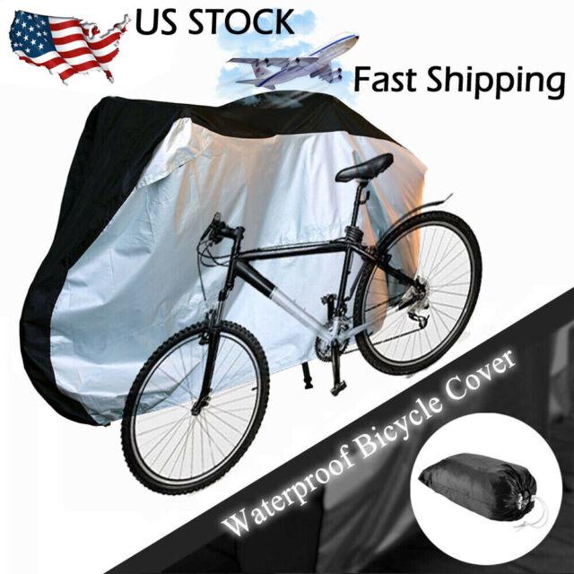 Waterproof Cycling Kid Bike Bicycle Rain Cover Dust Garage Outdoor Protector