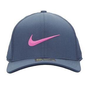 2018 Nike Golf AeroBill Classic 99 Cap S M OR L XL - Thunder Blue ... 91106e81ae42