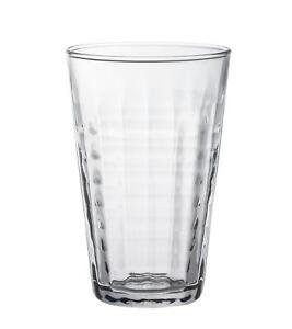 12-x-Longdrinkglas-Trinkglas-Hartglas-33-cl-8-cm-Hoehe-12-5-cm
