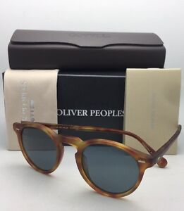 2cfb118402 Image is loading OLIVER-PEOPLES-Sunglasses-GREGORY-PECK-OV-5217-S-