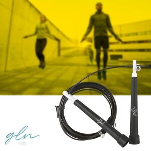 Gln-Sports-Adjustable-Ultra-Speed-Fitness-Exercise-Training-Cable-Jump-Ropes