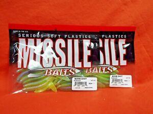 MBBS4-FSLS 15PK 2PKS MISSILE BAITS BOMB SHOT FISHOLICIOUS