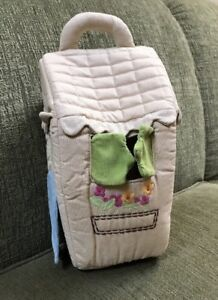 Pottery Barn Kids Soft Fabric Cloth Dollhouse Without