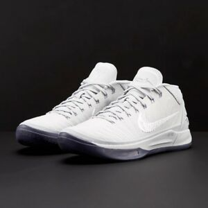 new styles e9c87 d8267 Details about Nike Kobe A.D. Mid Pure Platinum Size 10.5. 922482-004 Jordan  KD