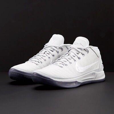 Nike Kobe A.D. Mid Pure Platinum Size
